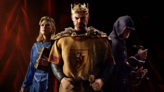 Konzolokra is megjelenik a Crusader Kings III kép