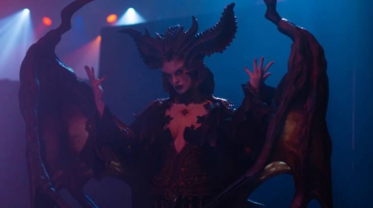 Diablo IV - az első Lilith cosplay azonnal elrabolta a szívünket bevezetőkép