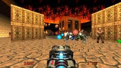 A Doom 64 sötét és teljesen elszédülsz tőle kép