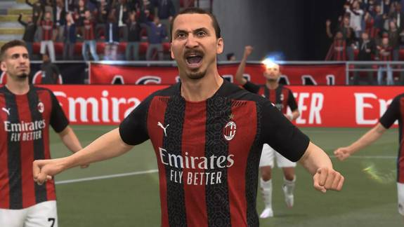 Zlatan Ibrahimović kiakadt, mert megtudta, hogy a FIFA-ban szerepel kép