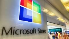 Fontos szoftver tölthető le a Microsoft áruházból a Windows 10-hez kép