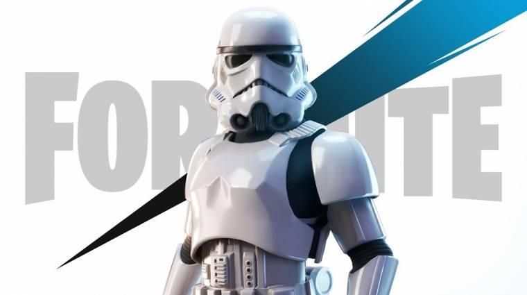 Már birodalmi rohamosztagosként is lőhetsz rosszul a Fortnite-ban bevezetőkép