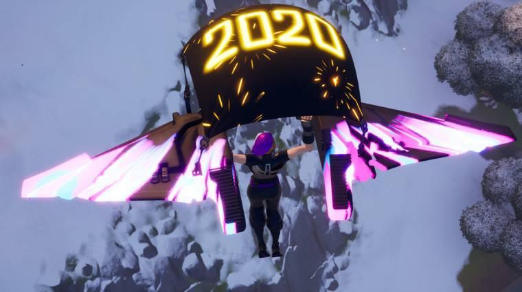 Repülj harcba 2020-ban egy új Fortnite gliderrel bevezetőkép