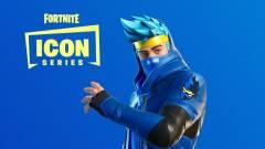 Jön a Ninja Fortnite skin, ma estétől lesz megvásárolható kép
