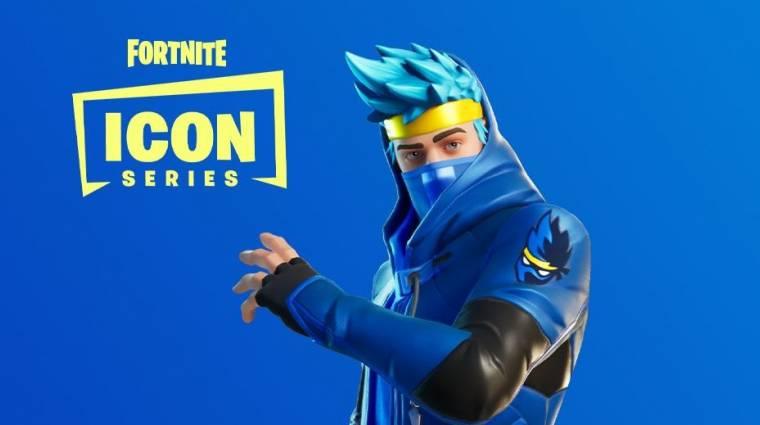 Jön a Ninja Fortnite skin, ma estétől lesz megvásárolható bevezetőkép