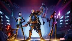 Deadpoolhoz az X-Force csapat is csatlakozott a Fortnite-ban kép