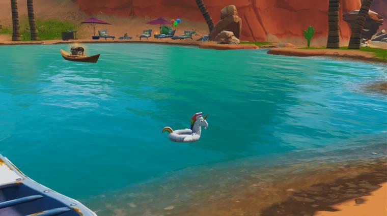 A Fortnite következő szezonjában víz alá kerülhet az egész pálya bevezetőkép