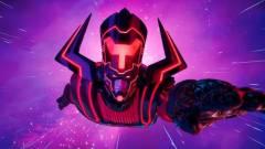 Ekkor jön Galactus, hogy elpusztítsa a Fortnite univerzumát kép