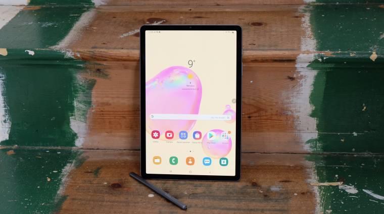 Kiszivárgott a Samsung Galaxy Tab S6 Lite európai árazása kép