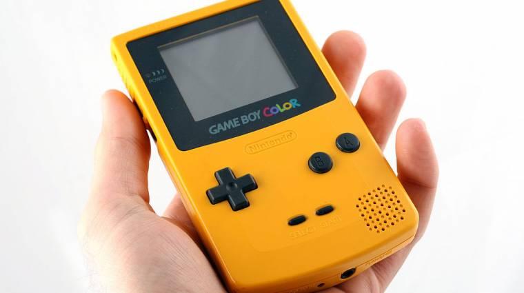Ma 21 éves a Nintendo nagysikerű kézikonzolja, a Game Boy Color bevezetőkép