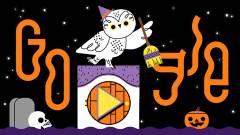 Ma egész nap szellemes-állatos játék vár a Google keresőben kép