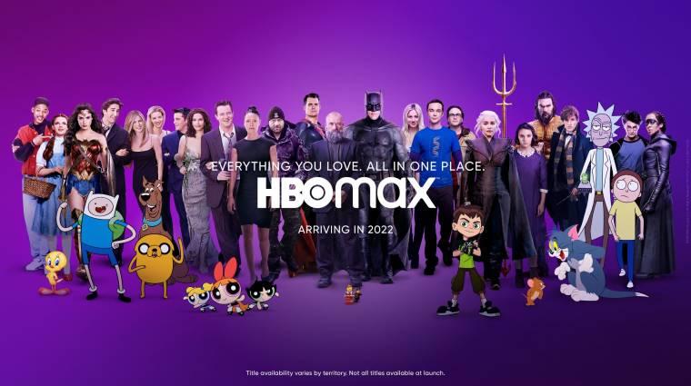 Rengeteg tartalommal érkezik jövőre hazánkba az HBO Max kép