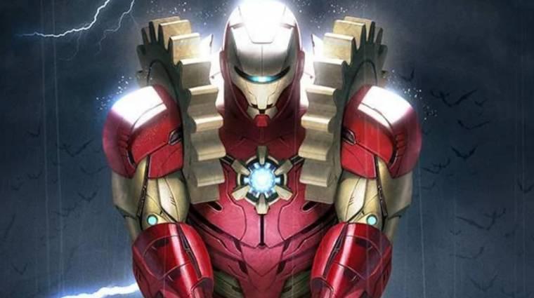 Iron Man 2020 - Tony Stark testvére saját sorozatot kap bevezetőkép
