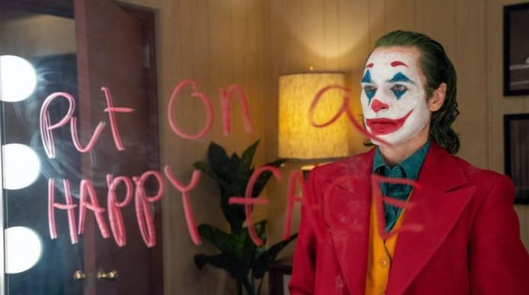 A Joker átlépte az 1 milliárd dolláros bevételt bevezetőkép
