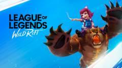 A League of Legends: Wild Rift hazai megjelenési dátumát is tudjuk már kép