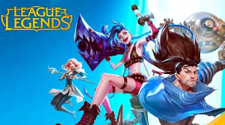 A League of Legends: Wild Rift egy menő zenés, animációs videóval indította a regionális bétáját bevezetőkép