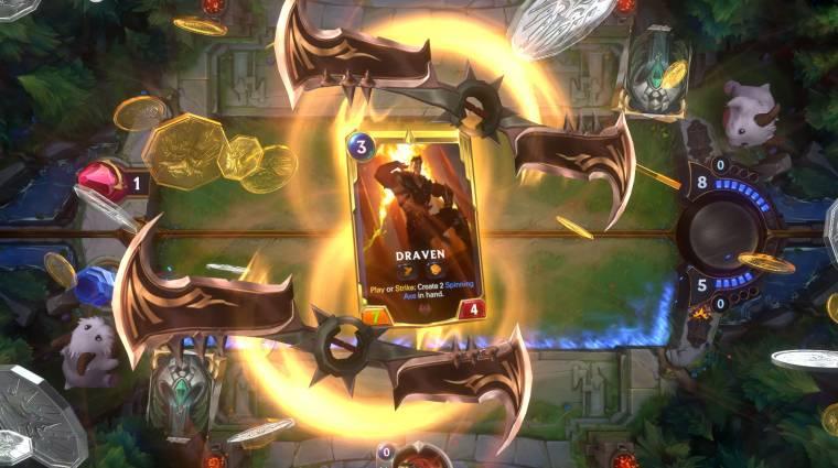 Kiderült, mikor jelenik meg a League of Legends világán alapuló kártyajáték bevezetőkép