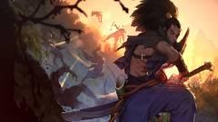 Élőben nézhetjük, hogyan dolgozik a Legends of Runeterra egyik művésze kép