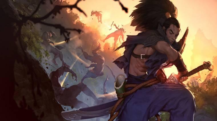 Élőben nézhetjük, hogyan dolgozik a Legends of Runeterra egyik művésze bevezetőkép