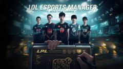 Készül a League of Legends e-sport menedzser kép