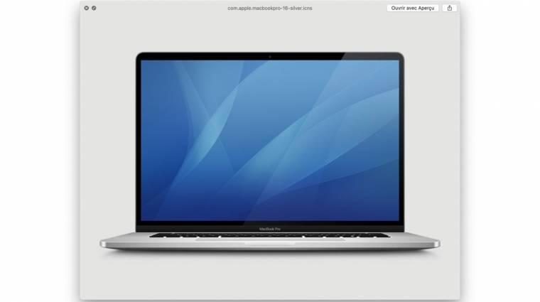 A jelek szerint már a kanyarban van a 16 hüvelykes MacBook Pro kép