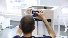 Magyar fejlesztésű 3D nyomtató kép