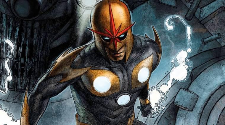 A Marvel filmes univerzumának ötödik fázisában már Nova is beköszönhet bevezetőkép