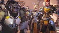 Így alakul át az Overwatch 2-ben Bastion és Sombra kép