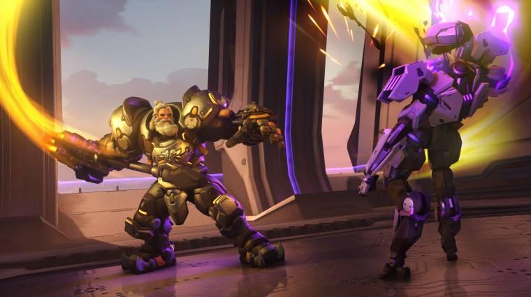 A következő Overwatch League már az Overwatch 2 korai változatán pörög majd bevezetőkép