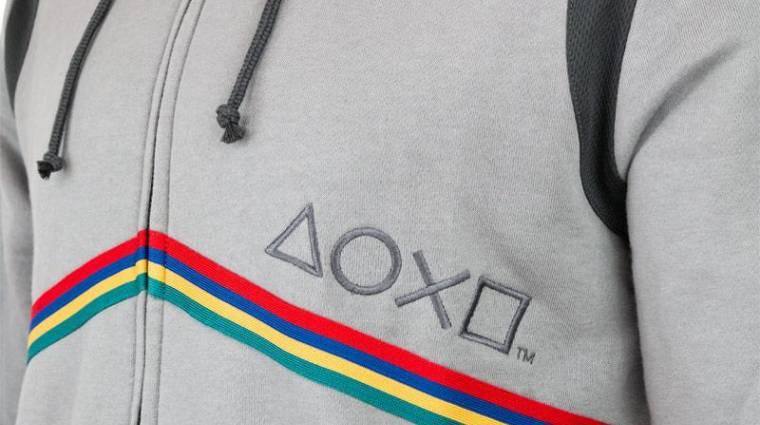 Még kapucnis pulcsi is készül a PlayStation 25. szülinapja alkalmából bevezetőkép