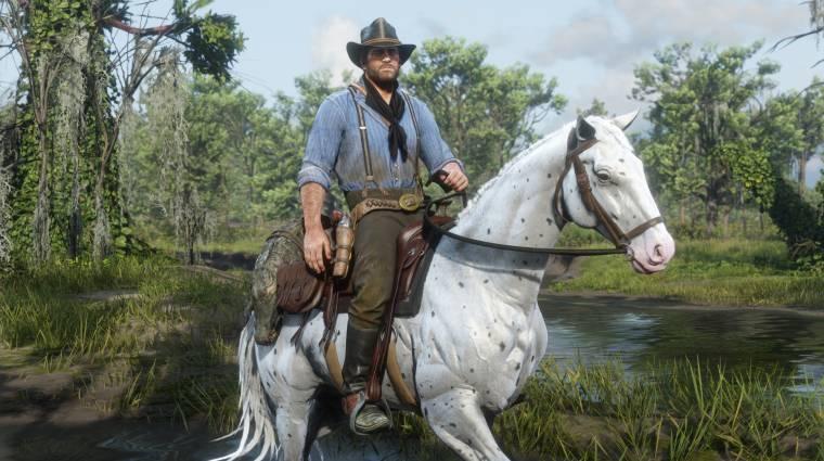VR-ban is játszható a Red Dead Redemption 2 bevezetőkép