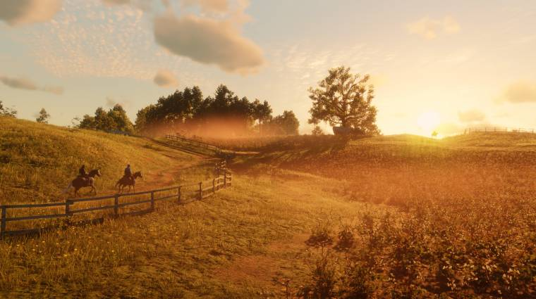Red Dead Redemption 2 - a PC-s trailer megmutatja, milyen lesz 4K-ban és 60 fps-sel bevezetőkép