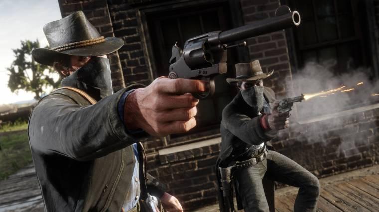 A PS4-es Red Dead Redemption 2 is megkapta a fotómódot és a sztori mód extráit bevezetőkép