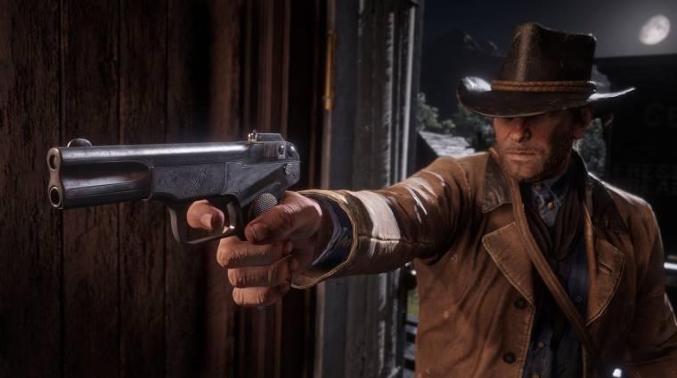 Red Dead Redemption 2 - rajongói videó mutatja be a PC-s és a konzolos kiadások közti különbséget bevezetőkép