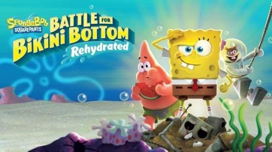 Spongebob Squarepants: Battle for Bikini Bottom - Rehydrated infódoboz