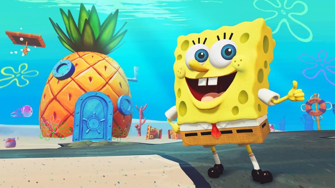 Spongebob Squarepants: Battle for Bikini Bottom - Rehydrated teszt - egy kicsit gömbölyűbb nadrág bevezetőkép