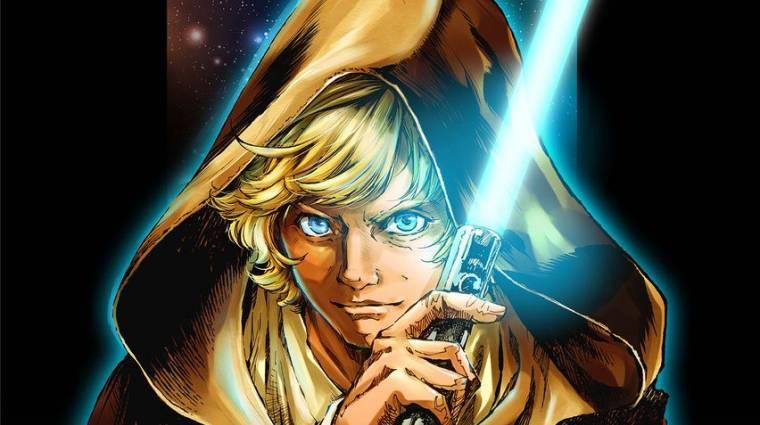 Manga sorozat készül Luke Skywalker kalandjairól bevezetőkép