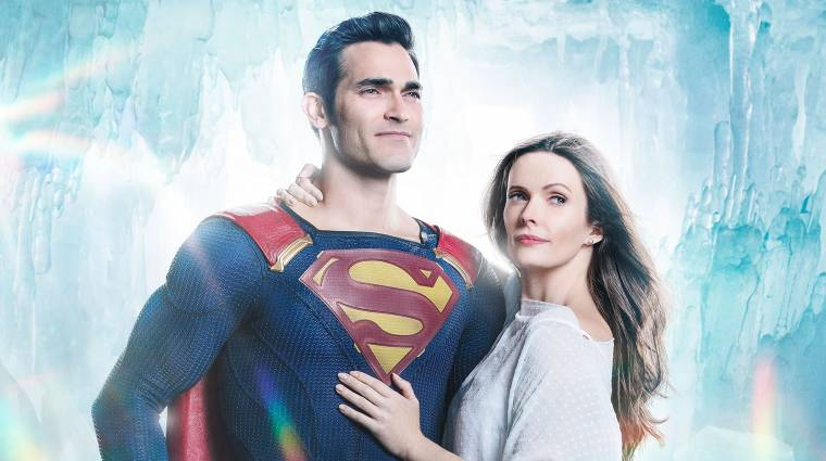 A következő Arrowverzum-spinoff sorozat Superman és Lois Lane karaktereire koncentrál kép