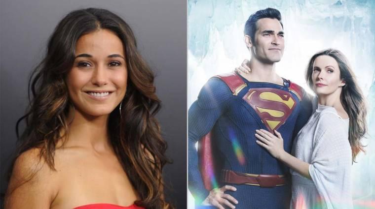 Megvan, hogy ki játssza Lana Langet a Superman & Lois sorozatban kép
