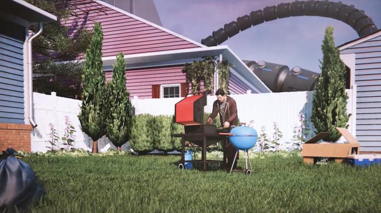Retro kertvárosi területen harcolhatunk a The Surge 2 The Kraken DLC-jében bevezetőkép