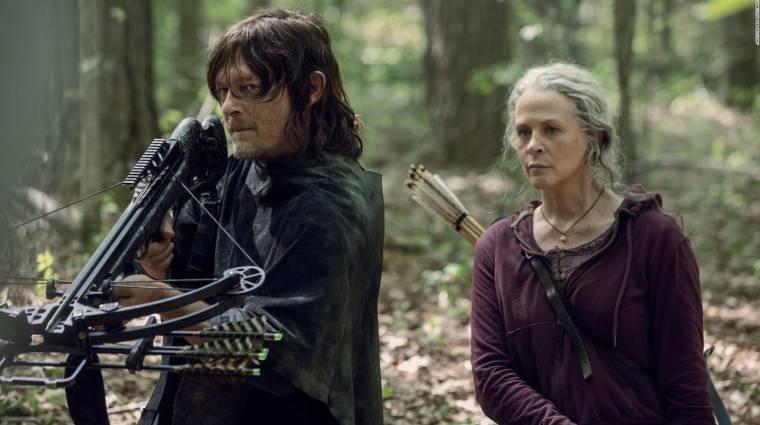 Kaszát kapott a The Walking Dead, de spinoffot indítanak a sorozat legnépszerűbb karaktereivel kép