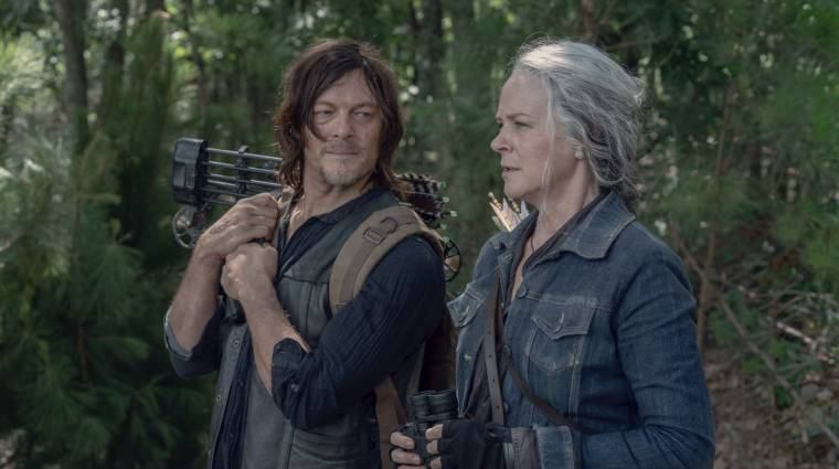 Megvan, hogy mikor folytatódik a The Walking Dead befejező évada kép