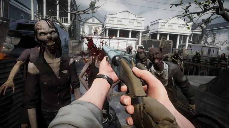 Januárban érkezik a következő The Walking Dead játék bevezetőkép