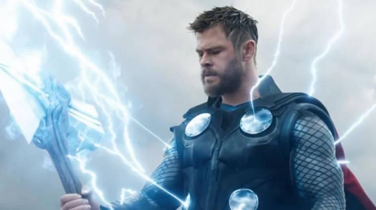 Úgy tűnik, hogy Thor marad kedvenc fegyverénél a folytatásban bevezetőkép