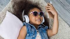 A TikTok lassan népszerűbb a gyerekek körében, mint a YouTube kép