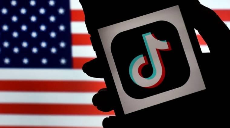A TikTok beperelte az amerikai kormányt kép