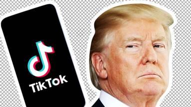 Donald Trump kitiltotta a TikTokot az USA-ból kép