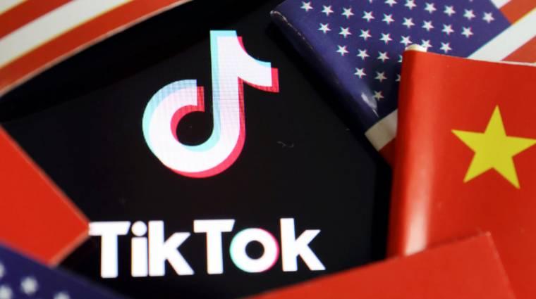 Felvásárlás nem történt, de az amerikai kormány továbbra sem tiltja be a TikTokot kép