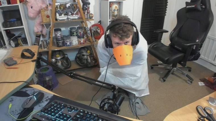Napi büntetés: egy streamer libajelmezzel irányította az Untitled Goose Game-et bevezetőkép