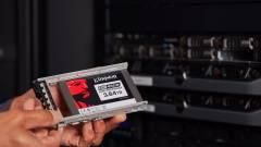 Üzleti igényekre optimalizált SSD a Kingstontól kép